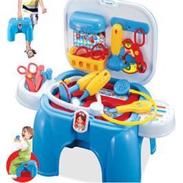 ערכת רופא מדליקה לילדים, כולל מגוון אביזרים מבית CITYSPORT דגם BT-150804