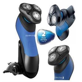 מכונת גילוח רוטורית HyperFlex Aqua Plus תוצרת REMINGTON דגם XR1450T מתצוגה!