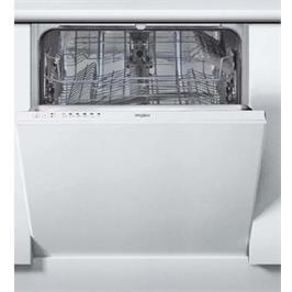"""מדיח כלים אינטגרלי מלא ברוחב 60 ס""""מ  ל-13 מערכות כלים 6 תוכניות מבית Whirlpool דגם WIE 2B19"""