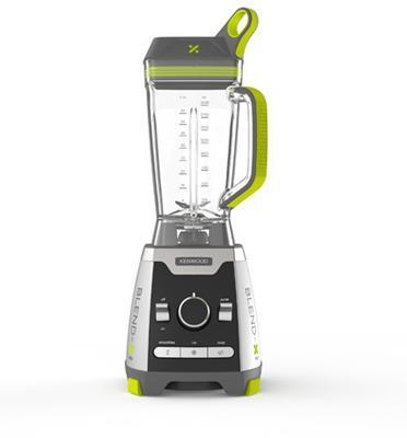 בלנדר מקצועי עם מנוע 1600 וואט חזק ורב עוצמה תוצרת KENWOOD דגם BLP900BK