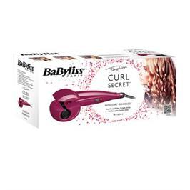 מסלסל שיער CURL SECRET בצבע סגול תוצרת BABYLISS דגם C-903
