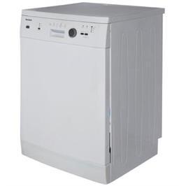 מדיח כלים רחב ל-12 מערכות כלים תוצרת Blomberg לבן דגם GSN9130W
