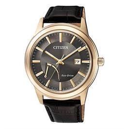 שעון יד סולארי ללא צורך בסוללה עשוי פלדת אל חלד עמיד במים עד 100M מבית CITIZEM דגם CI-AW701305H