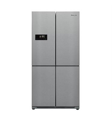 מקרר 4 דלתות 610 ליטר COLD-WRAP תוצרת Normande דגם KL-916