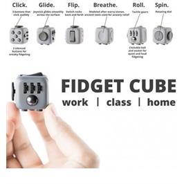 קוביית פידג'ט (Fidget) להורדת מתח ולחץ מבית 2surpriseu