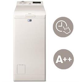"""מכונת כביסה פתח עליון 7 ק""""ג 1,200 סל""""ד טכנולוגיית Fuzzy Logic תוצרת Electrolux דגם EWT2276ELW"""