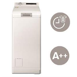 """מכונת כביסה פתח עליון 6 ק""""ג 1,000 סל""""ד תוצרת Electrolux דגם EWT2067EDW"""