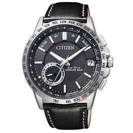 שעון סולארי לוויני, פלדת אל חלד וזכוכית ספיר תאריכון PERPETUAL מבית CITIZEN דגם CI-CC300003E