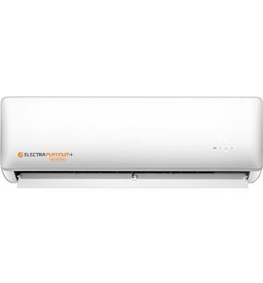 מזגן עילי 9,400BTU מבית Electra דגם Platinum plus Inverter 145 WIFI