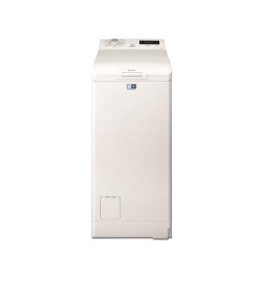"""מכונת כביסה פתח עליון 6 ק""""ג 1,200 סל""""ד תוצרת Electrolux דגם EWT2266AOW"""