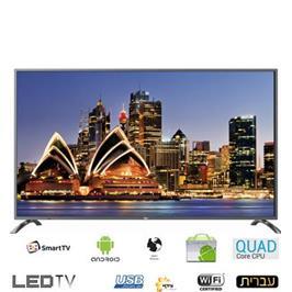 """טלוויזיה מסך 86"""" ענק!!! 4K Android Smart TV 600Hz תוצרת HAIER דגם LE-86H9000U"""