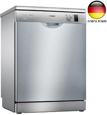 """מדיח כלים רחב דמוי נירוסטה 60 ס""""מ תוצרת גרמניה תוצרת BOSCH. דגם SMS25CI00Y"""