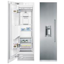 מקפיא אינטגרלי מסדרת A-Cool – להבניה בארונות המטבח בנפח 295 ליטר תוצרת SIEMENS דגם FI24DP32