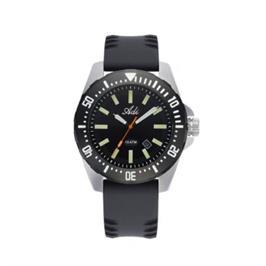 שעון יד ספורטיבי לגבר עשוי פלדת אל חלד ועמיד במים עד 100M מבית ADI דגם 21-744549-505