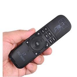 שלט רחוק Air Mouse בעל פונקציית שליטה בעכבר - לסטרימרים, מחשבים וטלויזיות חכמות מבית Rii