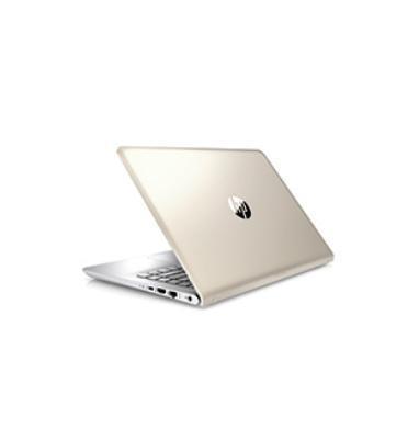 """מחשב נייד 14"""" 4GB מעבד Intel® Core™ i3-7100U תוצרת HP דגם Pavilion Notebook 14-bk001nj"""