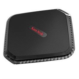 כונן SSD חיצוני בנפח 500GB מסדרת Extreme® 500 Portable SSD מבית SanDisk דגם SDSSDEXT-500G-G25