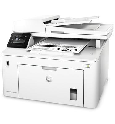 מדפסת לייזר רב תכליתית תוצרת HP דגם  LaserJet Pro M227fdw G3Q75A
