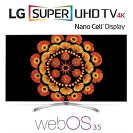 "טלוויזיית ""55 LED Smart TV 4K Ultra HD בטכנולוגית Nano Cell תוצרת LG דגם 55SJ800Y מתצוגה"
