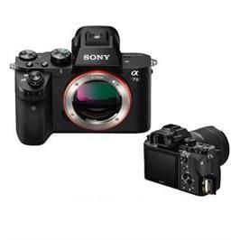 """מצלמת סטילס Full Frame 35 מ""""מ מסדרת אלפה בגוף עשויי מגנזיום (גוף בלבד) מבית SONY דגם ILC-E7M2B"""