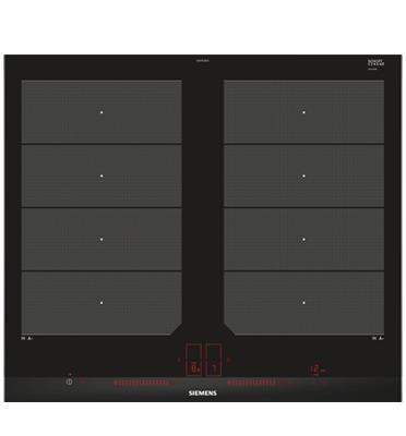 """כיריים אינדוקציה 60 ס""""מ Flex Zone עם CookingSensor תוצרת SIEMENS דגם EX675LXE1E"""