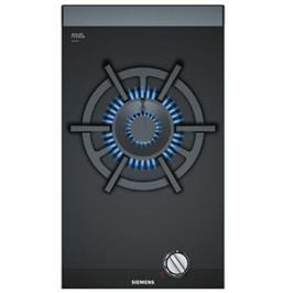 כיריים גז דומינו ווק מסדרת היוקרה משטח זכוכית קרמית חזקה במיוחד תוצרת SIEMENS דגם ER3A6AD70L
