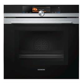 תנור בגודל מלא משולב מיקרוגל ו -pulseSteam  עם HomeConnect תוצרת SIEMENS דגם HN678G4S6