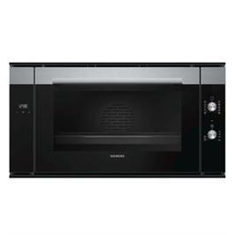 """תנור בילד אין 90 ס""""מ בעיצוב נירוסטה תוצרת SIEMENS דגם HV541ANS0"""