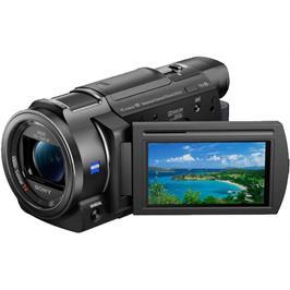 """מצלמת וידאו 4K חיישן Exmor R CMOS בגדול """"1/2.3 עם 10.3 מיליון פיקסלים מבית SONY דגם FDR-AX33B"""