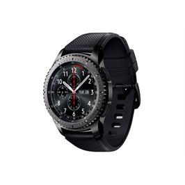 שעון יד חכם כולל GPS מובנה ורמקול מבית Samsung דגם Gear S3 Frontier R760