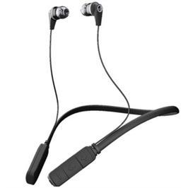 אוזניות אלחוטיות קלות משקל in ear שישתלבו בכל סגנון צבע שחור מבית Skullcandy דגם INKD WIRELESS