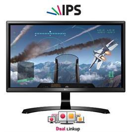 """מסך מחשב 23.8"""" מקצועי ברזולוציית 4K Ultra HD מיוחד לגיימינג תוצרת LG דגם 24UD58-B"""