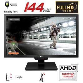 """מסך מחשב 24"""" מקצועי  Full HD מיוחד לגיימינג תוצרת LG דגם 24GM79G-B"""
