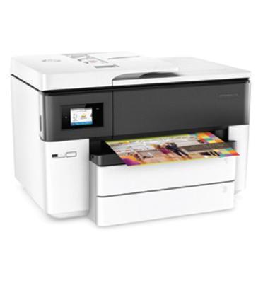 מדפסת הזרקת דיו HP Officejet Pro 7740 G5J38A