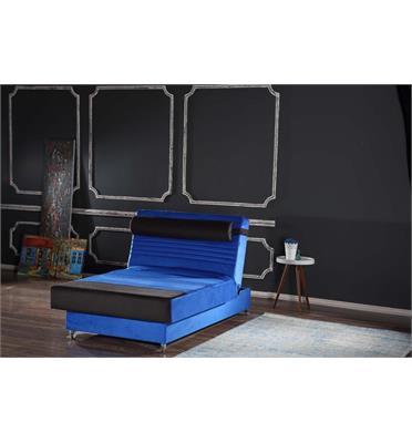 מיטה וחצי אורתופדית 12 מצבים מעוצבת עשויה קפיצים איכותיים ועמידים מבית LEONARDO דגם shani