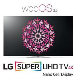 """טלוויזיית """"55 LED Smart TV ברזולוציית 4K Ultra HD בטכנולוגיית NanoCell תוצרת .LG דגם 55SJ950Y"""