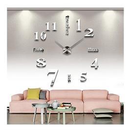 שעון קיר תלת מימדי מעוצב דגם 12S015