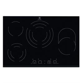 """כיריים קרמיות 78ס""""מ TOUCH מבית Electrolux דגם EHF8748FOK"""