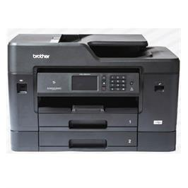 מדפסת משולבת דיו צבעונית מקצועית תוצרת Brother דגם MFCJ6930DW